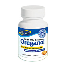 Oreganol P73 Oil of Oregano By North American Herb & Spice  - 60 Gelcaps