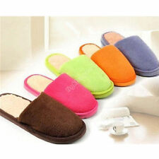 New D Cute Women Lady Men Lovers Anti slip Slippers Indoor House Soft Warm ytyty