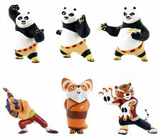 Comansi Kung Fu Panda Toy Figures Great For Cake Decorating Toppers Official