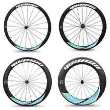 Ceramic Bearing Hubs Clincher 700C Bicycle Wheels Carbon 700C Road Wheelset