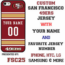 San Francisco 49ers NFL Phone Case Cover for iphone 7 iphone 6 iphone 5 ipod 5
