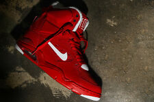 Nike Air Command Force sz 9.5 10.5 11 12 Red Billy Hoyle Max 1 95 90 93 97 09