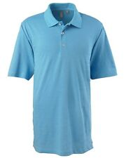 Ashworth 2203C MenÆs  EZ-Tech Short-Sleeve Textured Polo