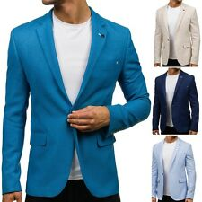 BOLF Men's Jacket Blazer Classic Sweater Casual Slim Fit 4D4 Men