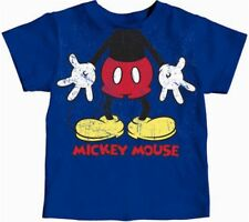 Disney Mickey Mouse Toddler Boys Costume T-Shirt Blue