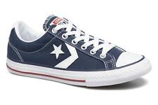 Kids's Converse Star Player Ev Ox Lace-up Trainers in Blue