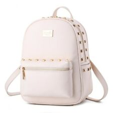 New pu leather Fashion Shoulder bag casual lady backpack