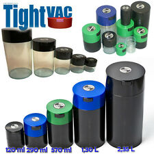 TIGHTVAC VACUUM STASH SPICE FOOD HERB CONTAINER SMELL PROOF BOITE HERMETIQUE