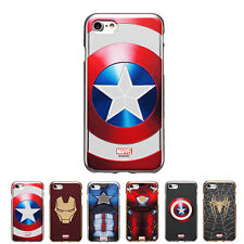 S2B MARVEL Metal Color Jelly Protect Bumper Cover Case For Apple iPhone 5 / 5S