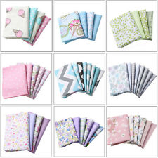 Cotton Fabric Patchwork Sewing Baby Clothes Pillow Bags Handmade DIY Crafts Hot