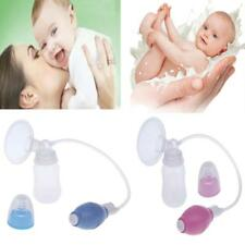 Single Manual Breast Pump Strong Suction Breast Nursing Feeding Postpartum Mom