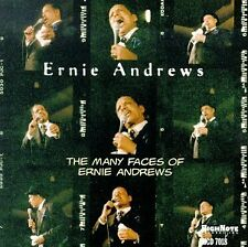 ERNIE ANDREWS - Many Faces of Ernie Andrews, The - CD ** Like New - Mint **