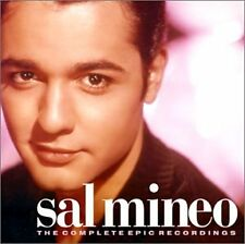 SAL MINEO (ACTOR) - Comp Epic Recordings - CD ** Brand New **