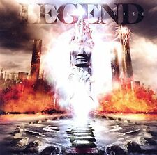 LEGEND (DEATHCORE (MICHIGAN)) - The Pale Horse - CD ** Brand New **