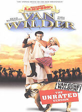 National Lampoon's Van Wilder Comendy DVD New 2002 2-Disc Set, Unrated Version