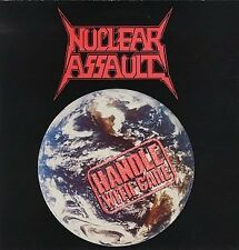 NUCLEAR ASSAULT - Handle With Care - CD ** Brand New **