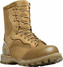 Danner USMC Rat 8in ST Mens Mojave Leather USA Military Boots 15610X