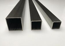 NEW 304 Stainless Steel Square Tube box section 25mm / 30mm / 40mm X 1.5mm