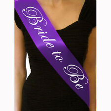 Bright Hen Party Sash Sashes Girls Do Night Out Accessories Wedding Bride HOT