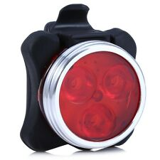 More Modes Bicycle Rear Lamp Cycling Bike Rear Tail Warning Safety  Light