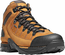 Danner 453 5.5in Distressed Mens Brown Leather Goretex Hiking Boots 45384