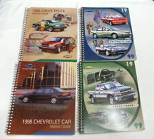 Chevrolet Car or Truck Product Guide 1998 1999 Salesmans Guide from Dealership