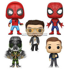 Spiderman Homecoming Iron man Tony Stark Vulture Bobble Head Figure Peter Parker