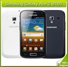 "Unlocked Samsung Galaxy Ace 2 I8160 3G Original mobile phone 5MP Camera 3.8"" 4GB"