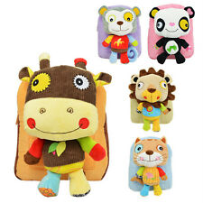 Baby Child Toddler Kids 3D Cartoon Schoolbag Backpack Kindergarten Shoulder Bag