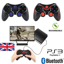 Wireless Bluetooth PS3 Gamepad Joystick Remote Controller For Playstation 3