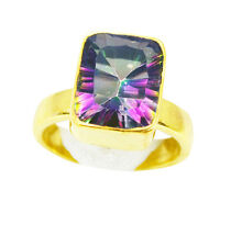 Mystic Quartz Copper Ring L-1in engaging Multi wholesale AU K,M,O,Q