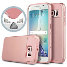 2016 Hybrid Rugged Rubber Hard Shockproof Case Cover Skin for Samsung GALAXY