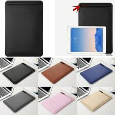 "Ultra Slim PU Leather Smart Cover Case Pouch for Apple Pencil iPad Pro 9.7""10.5"""