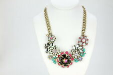 JOAN RIVERS CLASSIC COLLECTION STATEMENT NECKLACE (BRAND NEW, NEVER WORN)bjkh3