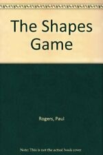 PAUL ROGERS - The Shapes Game - HARDCOVER ** Brand New **