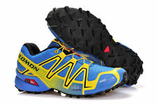 New style Men's Salomon Shoes Speedcross 3 Athletic Running Sports Shoes &5