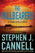 The Pallbearers 9 by Stephen J. Cannell (2010, Hardcover)1st edition 1st print