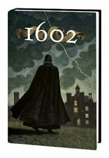NEIL GAIMAN, ANDY KUBERT, RICHARD ISANOVE - Marvel 1602 HC ** Brand New **