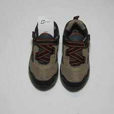 NWT, Toddler Boys Low Hiker Velcro Brown, SSport