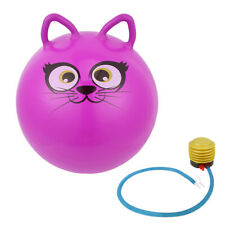 """18"""" Jump Bouncing Space Hopper Hopping Ball Kid Outdoor Play Toy Ride-on Bouncer"""