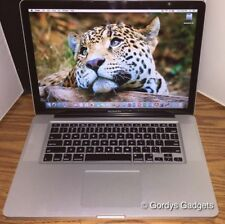 "Apple Unibody MacBook Pro 15.4"" Laptop 2.4Ghz i5 4GB 500HD MC371LL/A (2010)"