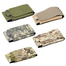 Outdoor Army Tactical Bag Cell Phone Belt Loop Hook Case Pouch Holster Universal