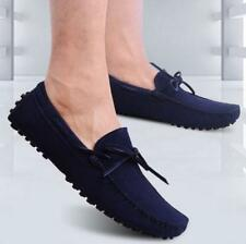 Mens fashion casual Moccasin gommino Loafer slip on Driving suede boats Shoes