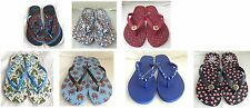 TORY BURCH Flip Flop Sandals Size 8 NWOBs NWOTs 7 DESIGNS TO CHOOSE FROM