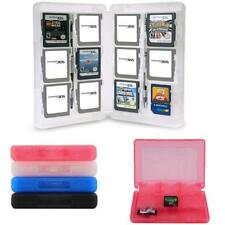 Game Card Carry Case Holder 28 in 1 Cartridge Storage Box for Nintendo 3DS XL #R