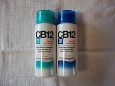 CB12 Safe Breath Oral Care Agent Mouthwash in variours flavours & sizes