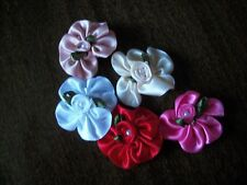 reborn baby magnet hair bow choice of colours you choose