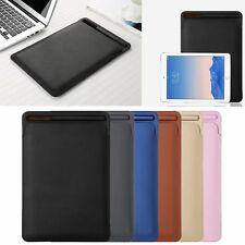 """PU Leather Cover Sleeve Pouch Bag for Apple Pencil & iPad Pro 9.7""""10.5"""" 2017 #US"""