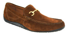 Clarks Men's Plateau Piazza Slip-on Brown Suede Style 34180, 12M