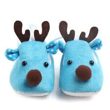 Infant Baby Boys Girls Warm Shoes Toddlers Kid Warm Padded Boots First Walkers